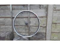 rear road bike wheel 700c for 7 8 9 10 speed shimano - bontrager SSR specialized
