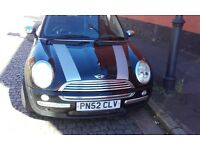 """""""CALL 07853222939"""" BMW MINI COOPER 1.6. VERY CEAN EXELLENT CONDITION. CHEAPEST ON THE MARKET £995."""