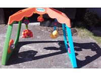 2 play gyms for baby unisex