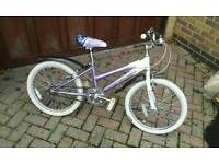 Girls bike. Excellent condition. £50. Collection only from Copford near Colchester