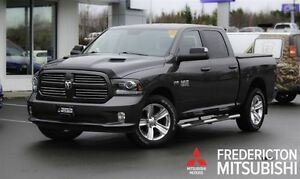 2014 Ram 1500 SPORT! CREW! LEATHER! SUNROOF! NAV!