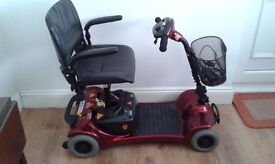 REDUCED - transportable Mobility scooter