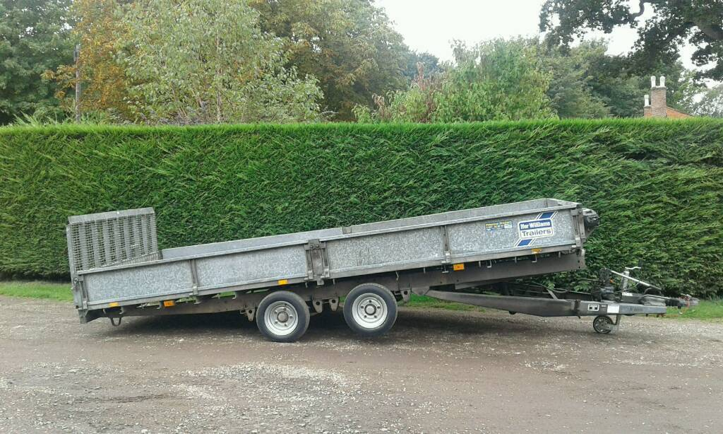 Used Roller Bed Trailers For Sale