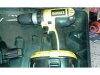 Dewalt x2 18v hammer drill