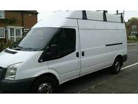 Ford Transit Long Wheel Base High Roof 2009 59 5 Months Mot 1 Tax Months