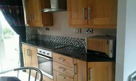 Fully furnished 2/3 bedroom bungalow