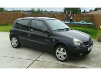 2004 Renault Clio 1. 2