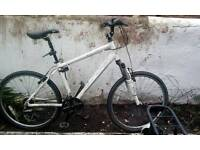 Claud butler hybrid bike great condition extras lights ready to go