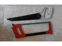 hacksaw + universal saw