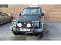 96 Reg Daihatsu Four Track Jeep £995