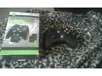 Xbox 360 wireless pd and Charing bay