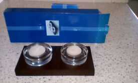 BNIB, Candle or tea-light, table centre piece