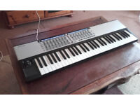 Novation Remote 61 SL MIDI USB Keyboard Controller