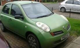 03 micra for sale