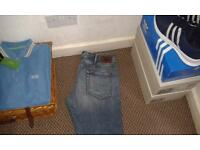new Paul Smith jeans waist 30 leg 32