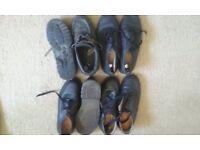 boys shoes (size 4)