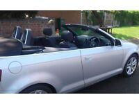 Audi A3 cabriolet 2.0tdi 41K miles only