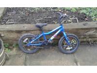 kids Ridgeback bike.suit 6 year old