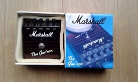 Marshall Guv'nor MK1 signed by the man himself