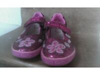 girls Lelli Kelly size 12 shoes(new)