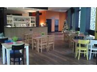 restaurant lease for sale with a business £80 000