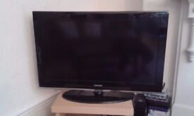 "Samsung LE40A557P2F 40"" LCD great condition"