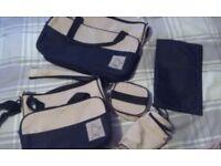 Pram Bag Set