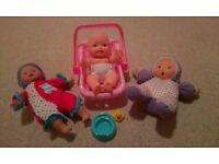 Baby dolls bundle