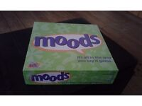 Moods Board Game (new, sealed)