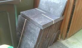 Slates 600 x 300 cement fibre