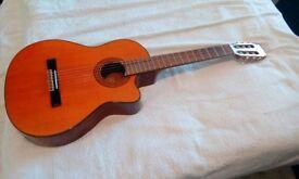 Takamine electro classical guitar