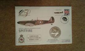 Battle of Britain memorial coin