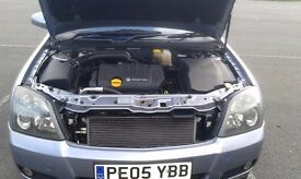 Vauxhall Vectra Breeze 1.8