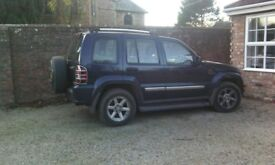 Jeep cherokee Automatic 2.8 crd