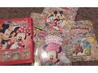 disney look and find books - 4 in a box