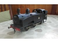 O GAUGE L.N.E.R \ B.R TANK LOCO + TRACK (MOTOR & GEARBOX) + 4 COUCHES for sale  Manchester