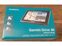 Brand new Garmin Drive 40
