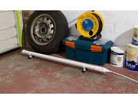 1000mm Slimline Tube Heater with built in thermostat (120W)