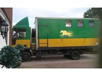 Iveco Horse Lorry