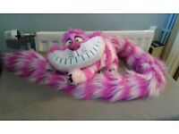 disney cheshire cat plush