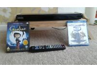 SAMSUNG 3D BLUE-RAY DISC PLAYER