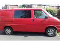 vw transporter t4 88 special 2001 campervan