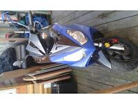 2014 plate 50cc moped