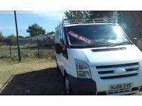 56 Reg Ford Trandit Van SWB £1995