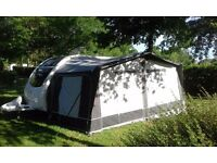 Dorena Daytona Lux all season Awning