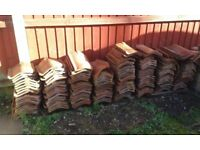 195 Used Roof Tiles. Removed for a loft conversion project.
