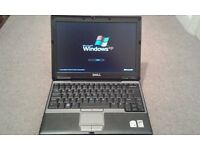 Dell Notebook c/w charger
