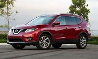 2015 Nissan Rogue SL! Sunroof! AWD! Leather!