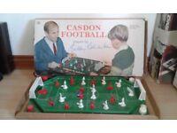 Bobby Charton Foot ball game