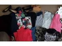 Bundle of plus size clothing size 22-24